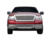 2004-2008 F150 T-Rex X-Metal Series Upper Grille (Polished)
