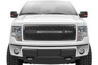 2013-2014 F150 ZROADZ Series Upper Grille with 20