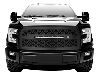 2015-2017 F150 without Front Camera ZROADZ Series Upper Grille with 20