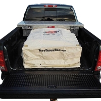 F150 & Super Duty Tuff Truck Cargo Bag Bed Storage - Khaki