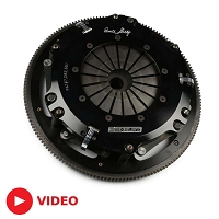 2013-2014 GT500 5.8L Shelby American High-Performance Twin Disc Clutch