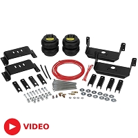2009-2014 F150 Firestone Ride-Rite Rear Air Spring Kit