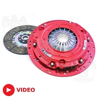 2010-2014 Shelby GT500 McLeod RST Twin Disc Clutch