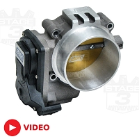 2011-2014 Mustang GT 5.0L BBK 85mm Power-Plus Throttle Body