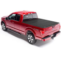 2015-2018 F150 & Raptor 5.5ft Bed BAKFlip MX4 Hard Folding Tonneau Cover