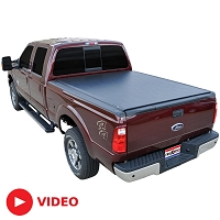 2008-2016 F250 & F350 Truxedo LoPro QT Tonneau Cover (Long Bed)