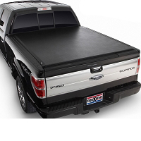 2009-2014 F150 Truxedo Lo Pro QT Tonneau Cover 6.5 ft. Bed (w/o Ford Cargo System)