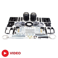 1994-2019 F450 & F550 AirLift LoadLifter 5000 Load Leveling Kit