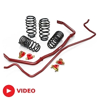 2012-2013 Focus Eibach Pro-Kit Lowering Spring/Anti-Roll Front and Rear Sway Bar Kit