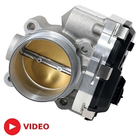 2015-2017 F150 2.7L EcoBoost BBK 65mm Power-Plus Throttle Body