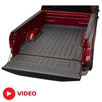 2015-2019 F150 WeatherTech TechLiner Bed & Tailgate Liner (5.5ft Bed)