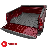 2015-2019 F150 WeatherTech TechLiner BedLiner (5.5ft Bed)