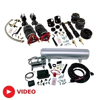 2015-2017 Mustang Air Lift AutoPilot V2 Air Suspension System
