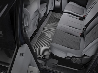 2011-2016 F250 & F350 WeatherTech All-Weather Rear Floor Mats - Cocoa (SuperCrew)