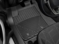 2011-2017 Fiesta WeatherTech All Weather Front FloorMats
