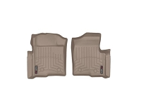 2009-2014 F150 & Raptor WeatherTech DigitalFit Front Floor Mats (Tan)