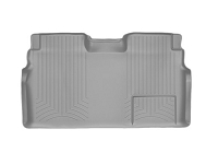 2009-2014 F150 & Raptor SuperCrew WeatherTech Rear DigitalFit Floor Mat (Grey)