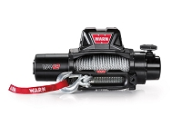 Warn VR12 12,000lb Winch with Steel Cable