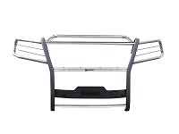 2011-2016 F250 & F350 Westin Sportsman Winch Mount Grille Guard (Stainless)
