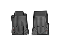 2013-2014 Mustang WeatherTech DigitalFit Front Floor Mats (Black)