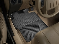 1999-2010 F250 & F250 WeatherTech All Weather Floor Mats
