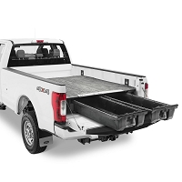 2017-2019 F250 & F350 DECKED Truck Bed Organizer (8ft Bed)