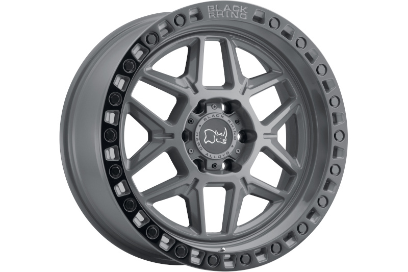 6x139.7mm Bolt Pattern Black Rhino Kelso 17x9