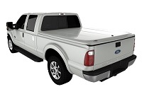 2017-2019 F250 & F350 Undercover LUX SE Pre-Painted Tonneau Cover (Short Bed)