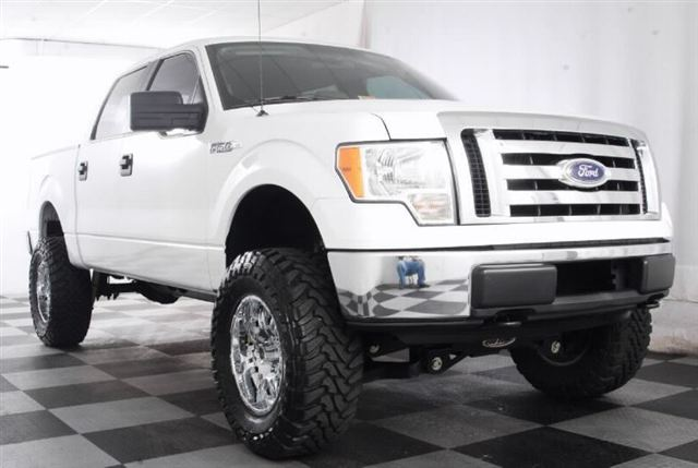 6 Inch Lift Kit For Ford F150 4x4 >> 2009 2014 F150 4wd Pro Comp 6 Suspension Lift Kit K4143b