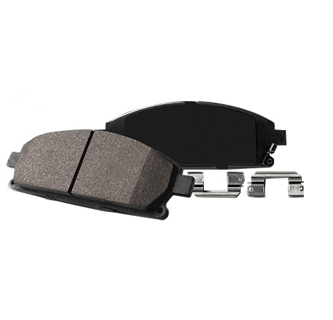 2004-2011 F150 Power Stop Z23 Evolution Sport Ceramic Rear Brake Pads