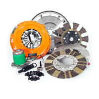 2009-2014 Shelby GT500 5.4L & 5.8L Centerforce DYAD DS Twin Disc Clutch Kit