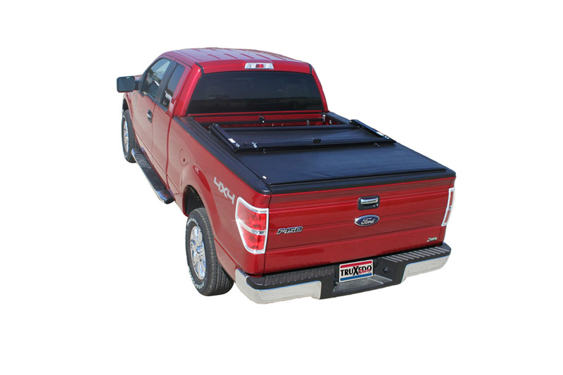 2015-2020 F150 & Raptor 5.5ft Bed Truxedo Deuce 2 Tonneau Cover
