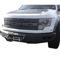 2010-2014 SVT Raptor Hammerhead HD Front Off-Road Bumper