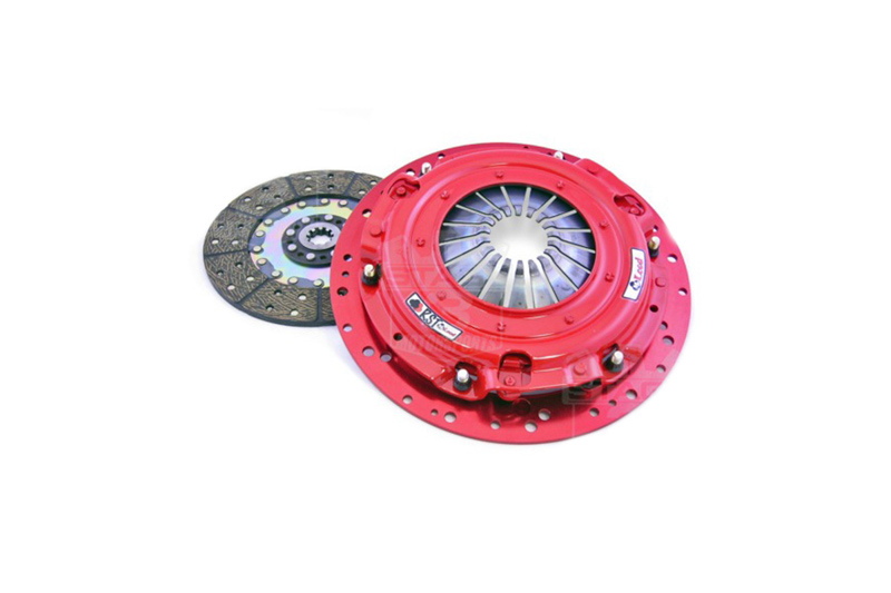10-14 Shelby GT500 McLeod RST Twin Disc Clutch