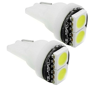 1997-2020 F150 & Super Duty Diode Dynamics SMD24 LED License Plate Lights (Set of 2)