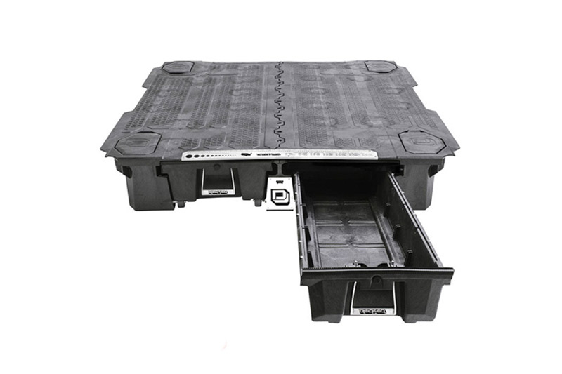 2004-2014 F150 & Raptor DECKED Truck Bed Sliding Storage System - (5.5ft Bed)