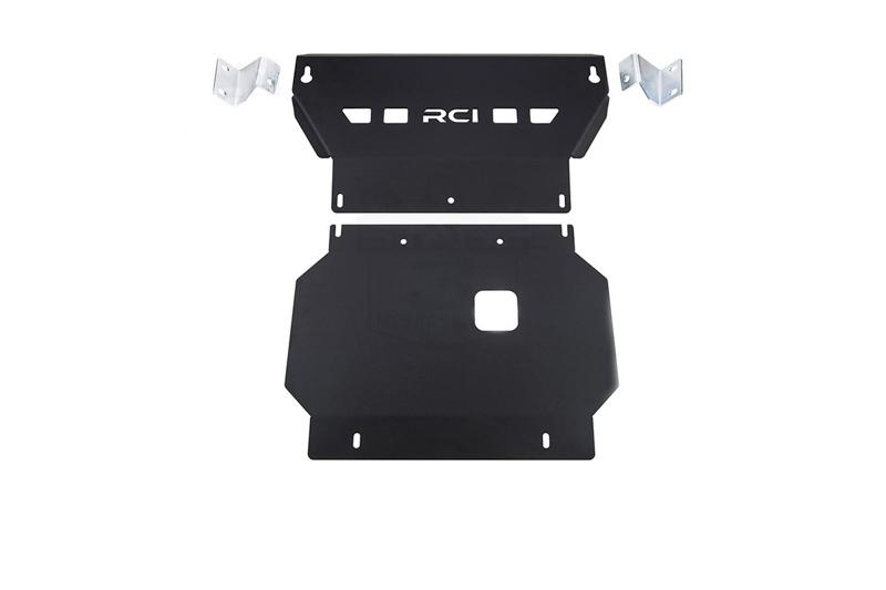 2015-2019 f150 4wd rci engine skid plate kit