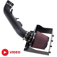 2011-2014 F150 5.0L K&N 57-Series Cold Air Intake