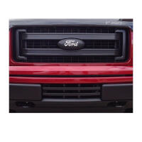 2013-2014 F150 FX2/FX4 Boost-Bars Lower Two-Bar Grille