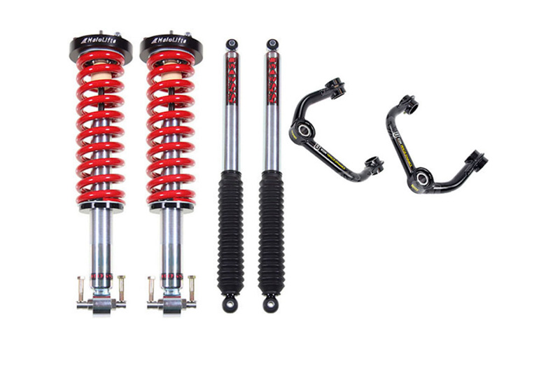 2015-2020 F150 4WD Stage 3 BOSS Trail Suspension Pack 1