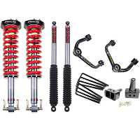 2015-2019 F150 Stage 3 BOSS Trail Suspension Pack 2
