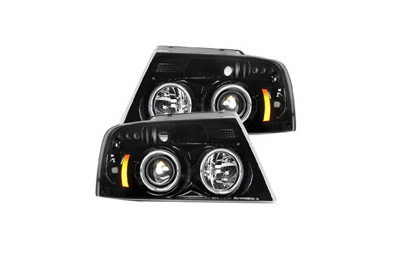 2004-2008 f150 recon projector headlights (smoked) 01