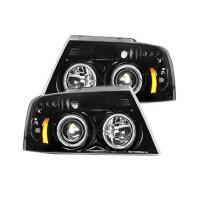 2004-2008 F150 Recon Projector Headlights (Smoked)