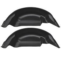 2015-2019 F150 Husky Rear Wheel Well Guards (Pair)