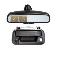 04-14 F150 Rear View Mirror/Back Up Camera Kit