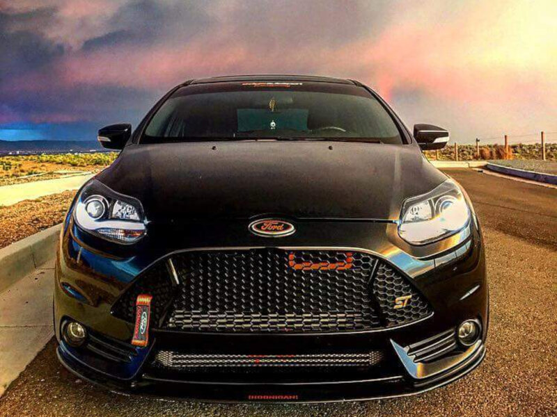 Focus St Towing >> 2013 2017 Focus St Velossa Tech Ram Air Big Mouth W Flare Intake