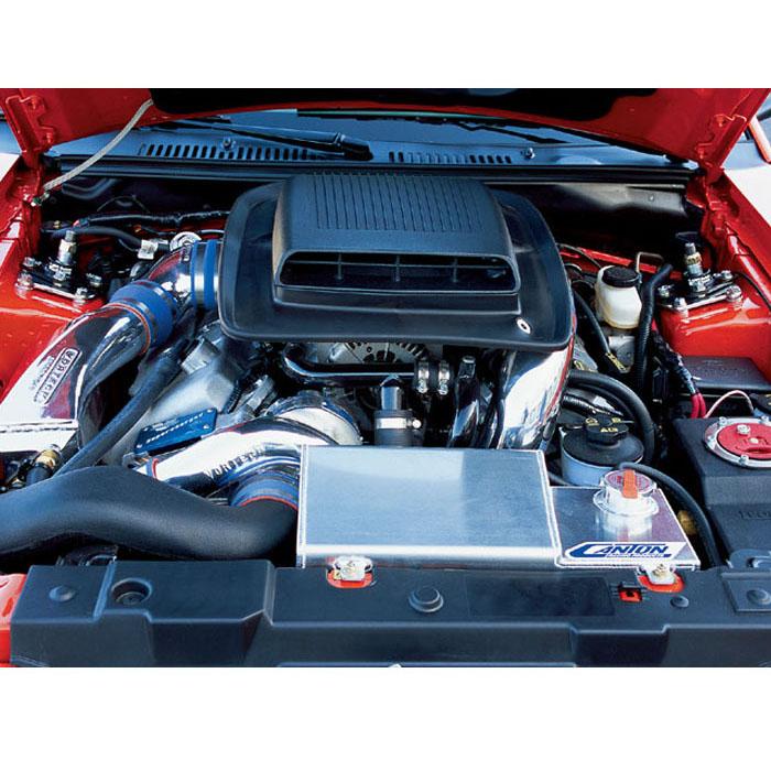 2003-2004 Mustang Mach 1 4V 4 6L Vortech V-3 Supercharger Tuner Kit