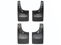 2011-2016 F250 & F350 WeatherTech No-Drill DigitalFit Mudflaps