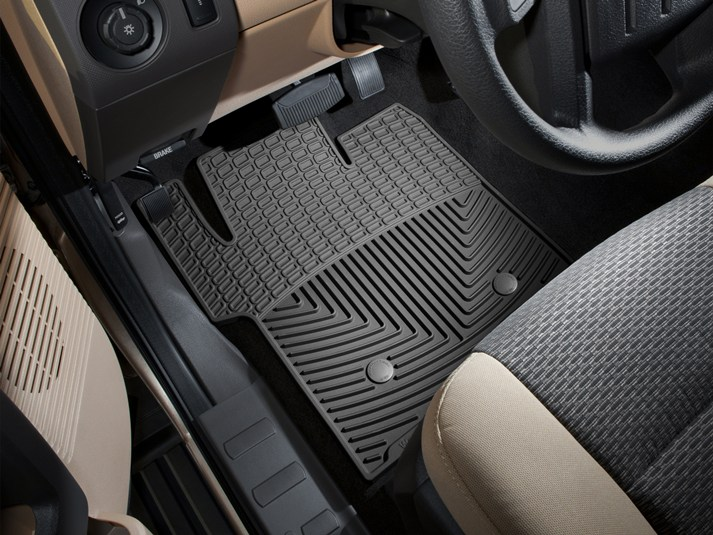 2011 2016 F250 Amp F350 Weathertech All Weather Front Floor