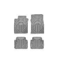 2005-2009 Mustang WeatherTech All-Weather Full Floor Mats (Grey)
